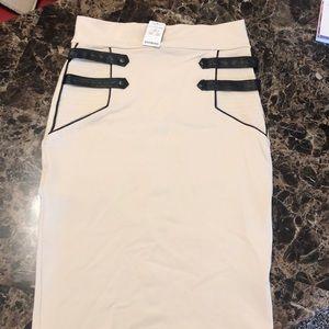 Brand new Bebe skirt